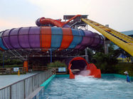 Exciting Super Space Bowl Auqa Slide for Fiberglass Children Water Park Equipment